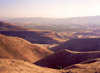 Israel - Golan Heights: undulating hills - photo by M.Torres