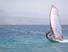 Eilat, Israel: windsurf - water sport - photo by E.Keren