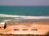Netanya, Center district, Israel: a day at the beach - photo by E.Keren