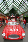 Maranello - Modena (Emilia-Romagna): Galleria Ferrari - inside (photo by C.Blam)