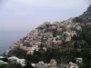 Italy / Italia - Positano: looking north (photo by R.Wallace)