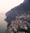 Italy / Italia - Positano: seen from Montepertuso (photo by R.Wallace)