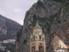 Italy / Italia - Amalfi: spire and rock face (photo by R.Wallace)