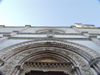 Italy / Italia - Todi (Umbria): the cathedral - Duomo looking up (photo by Emanuele Luca)