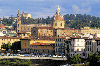 Italy / Italia - Florence / Firenze (Toscany / Toscana) / FLR : around Santo Spirito church - Unesco world heritage site (photo by W.Schmidt)
