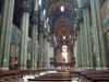 26 Italy - Milan: Duomo cathedral -  inside  (photo by M.Bergsma)