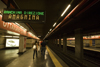 Rome, Italy: Ottaviano-San Pietro stop on Rome's Metro - Metropolitana - photo by I.Middleton
