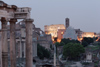 Rome, Italy - the Forum - evening - photo by A.Dnieprowsky / Travel-images.com