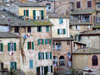 Italy / Italia - Siena (Toscany / Toscana) / FLR : old houses - photo by M.Bergsma
