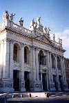 Italy / Italia - Rome: Basilica S. Giovanni in Laterano - photo by M.Torres