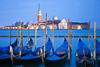 Venice, Italy: Isola di San Giorgio Maggiore in Morning Light - photo by A.Beaton