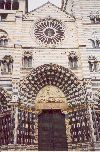 Italy / Italia - Genoa / Genova / GOA (Liguria): Cathedral (photo by Anna Slaczka)