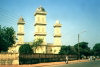 Ivory Coast - C�te d'Ivoire - Korhogo: mosque in the Senoufo people territory (photo by B.Cloutier)