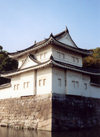 Japan - Kyoto: Nijo Castle - istoric Monuments of Ancient Kyoto - Unesco world heritage site  (photo by M.Torres)