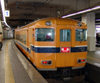 Japan - Honshu island: Kyoto: local / suburban train - photo by G.Frysinger