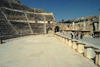 Amman - Jordan: - Roman Theatre - view from the orchestra - photo by M.Torres