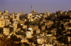 Jordan - Amman / AMM /ADJ: Abu Darvish - Abu Darwish mosque and the city - photo by J.Wreford
