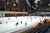 Kazakhstan, Medeu ice stadium, Almaty: on the ice - photo by M.Torres