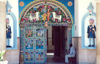 Kenya - Mombasa / Mombassa / MBA: Jain temple - religion - Jainism - photo by F.Rigaud