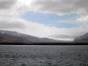 Kerguelen island: Fjord des Portes Noires - view of Ampere Plain and Ampere Glacier (photo by Francis Lynch)