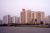North Korea / DPRK - Pyongyang: Housing estate on Juchetap street (photo by M.Torres)
