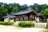 Asia - South Korea - Gangneung, Gangwon-do province: Ojukheon museum - birthplace of the Korean scholar Yulgok - photo by R.Eime