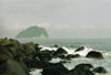 Asia - South Korea - Jeju island / Jejudo / Cheju island: coastline - Korea strait - photo by S.Lapides