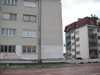 Serbia - Kosovo - Pristina: residential area - grafitti - photo by A.Kilroy