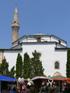 Serbia - Kosovo - Pec / Peja: Bajrakli Mosque - photo by J.Kaman