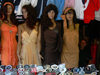 Serbia - Kosovo - Pec / Peja: showroom dummies - girls / Mannequins / Figurines - photo by J.Kaman