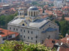 Kosovo - Prizren / Prizreni: Serbian Orthodox Cathedral of St George - photo by J.Kaman