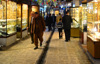 Erbil / Hewler / Arbil / Irbil, Kurdistan, Iraq: shopping in the Gold souq at the Qaysari bazaar - photo by M.Torres