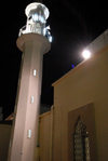 Kuwait city: minaret in Hawalli district - photo by M.Torres