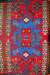 Bishkek, Kyrgyzstan: Kyrgyz carpet - photo by M.Torres