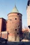Latvia / Latvija - Riga: Powder Tower - Pulvertornis - Valnu iela  (photo by Miguel Torres)