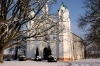 Latvia - Pure, Tukums rayon: Roman Catholic church (Kurzeme, Kurland region) - photo by A.Dnieprowsky