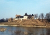 Latvia - Bauska: Castle on the river Musa (Bauskas rajons - Zemgale) (photo by M.Torres)
