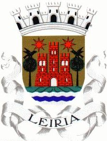City of Leiria - civic arms / brazão da cidade