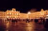 Salamanca, Leon, Spain: Plaza Mayor - a day in December (photo by M.Torres)