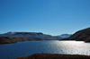 Mohale Dam, Lesotho: view of the reservoir - part of the Lesotho Highlands Water Project, a partnership between the governments of Lesotho and South Africa - Africa's largest dam project - photo by M.Torres