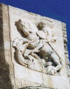 Libya - Tripoli: St. George guarding the Castle (photo by G.Frysinger)