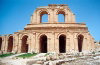 Libya - Sabratha: the theatre - still imposing (photo by M.Torres)