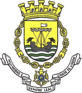 City of Lisbon - civic arms