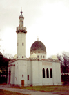 Lithuania - Kaunas: Tartar mosque - photo by M.Torres