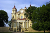 Lithuania - Vilnius: Baroque - Sts. Peter & Paul's Church - / Svento Petro ir Povilo baznycia - Antakalnio - photo by A.Dnieprowsky