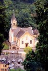 Luxembourg Ville / Stadt: church on Pfaffenthal (photo by M.Torres)