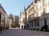 Luxembourg Ville / Stadt:  the Grand-Ducal palace (photo by M.Bergsma)