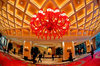 Macao / Macau: Wynn Macau casino and hotel lobby interior - owned by Wynn Resorts - photo by B.Henry