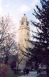 Macedonia / FYROM - Bitola / QBI: clock tower - 'Saat Kula' (photo by M.Torres)