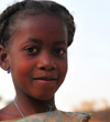 Bekopaka, Antsalova district, Melaky region, Mahajanga province, Madagascar: Sakalava girl - photo by M.Torres